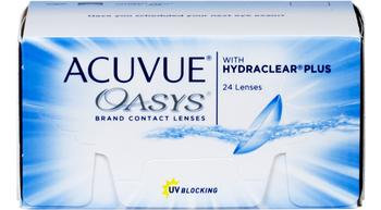 Acuvue Oasys 24 hour lens
