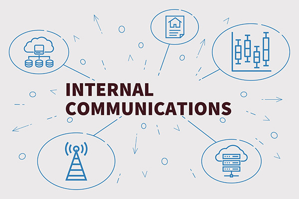Roofing business tips internal communication