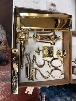 Brass & Bronze hardware