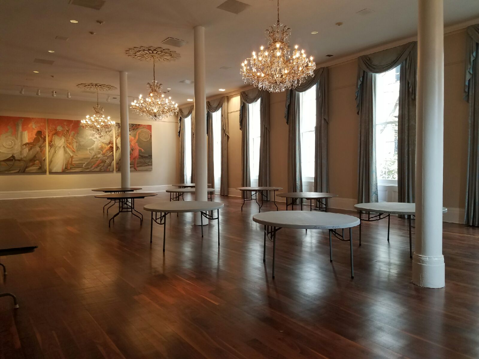 Historic Gallier Hall Ballroom
