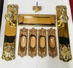 Brass & Bronze door hardware