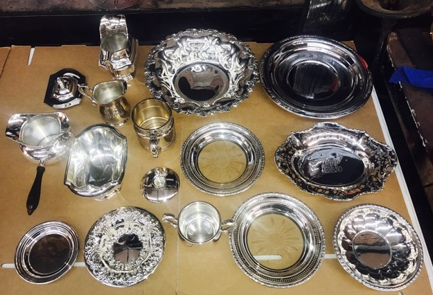 Miscellaneous Silver
