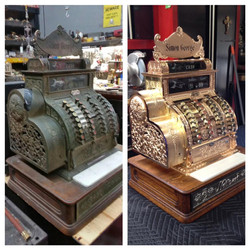 cash register 1 before after side view