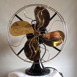1909 Emerson oscillating 3speed fan