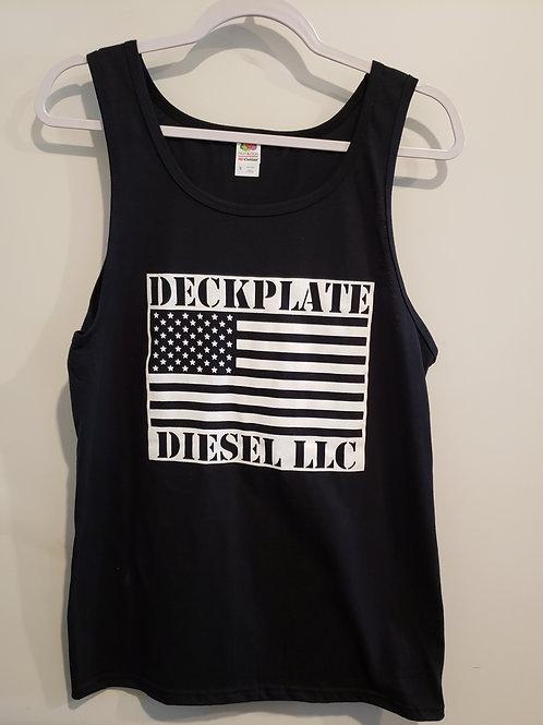 Deckplate Diesel Tank Top