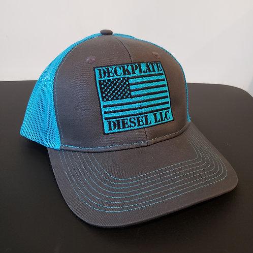 Blue Deckplate Diesel Hat