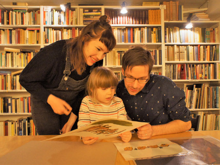 A wonderful family finds artworks for their new home in Helsinki