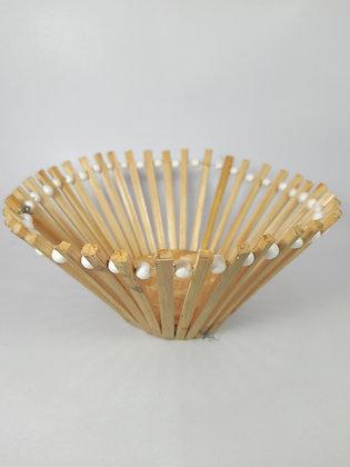 Bamboo Basket - A6