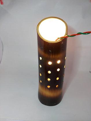 Bamboo Lantern - B1, 12 inch