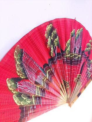 Bamboo Fan A1