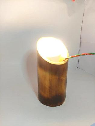 Bamboo Lantern - B2 , 8 inch