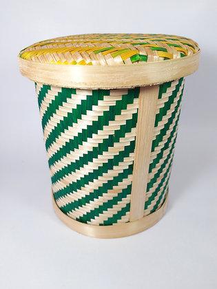 Bamboo Basket - A5