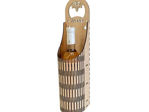 Подвесная коробка для вина