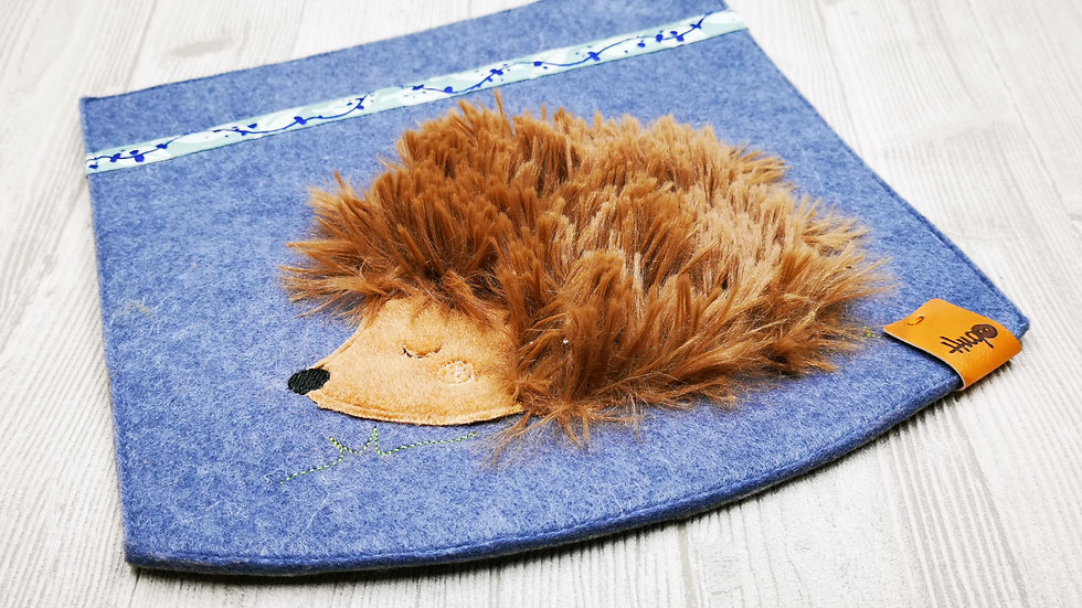 Wechselcover Igel