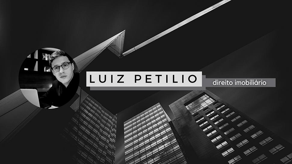 Luiz Petilio Advogado Imobiliário