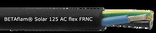 BETAflam® Solar 125 AC flex FRNC