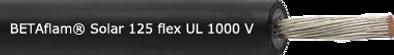 BETAflam® Solar 125 flex UL 1000 V