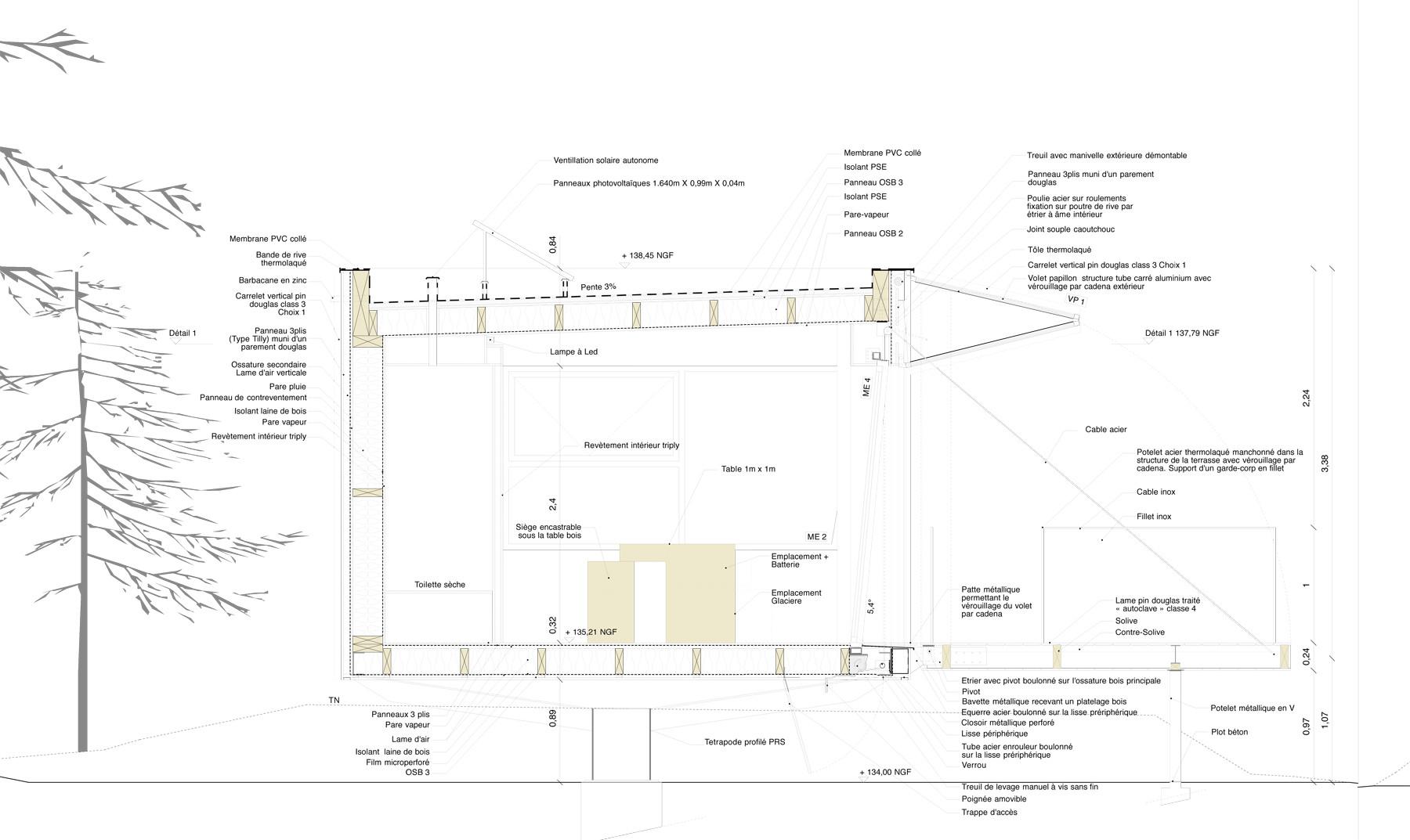 Frutoso-architecte-Vigie-Martigues-coupe