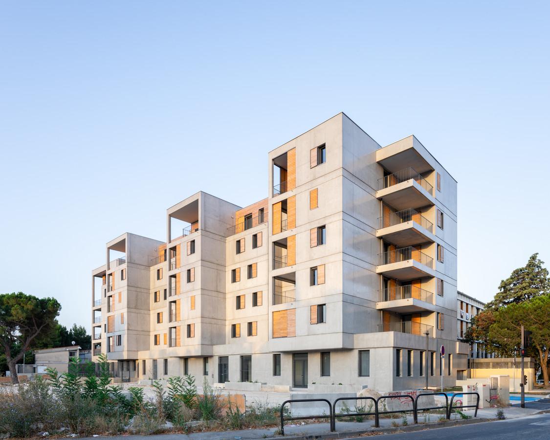 33 logements Cite Beisson-photo non libr