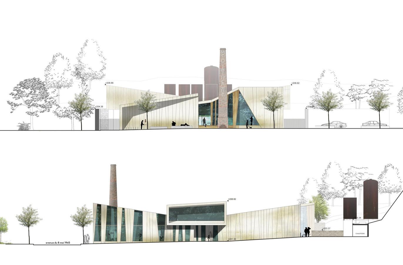 Frutoso-architecte-Mediatheque-Septeme-f