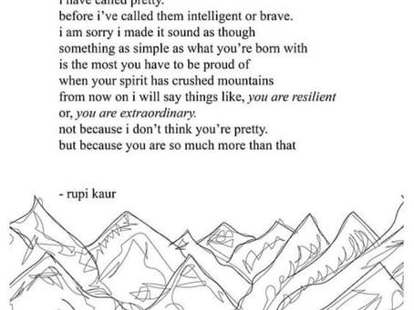 Provocative Poetry by Rupi Kaur