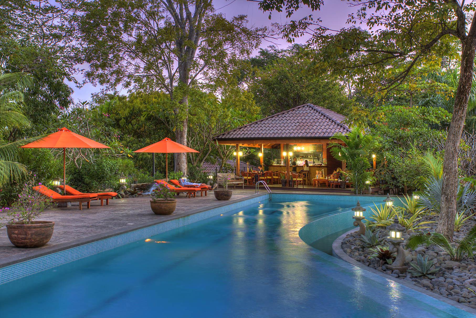 Bodhi Tree Pool
