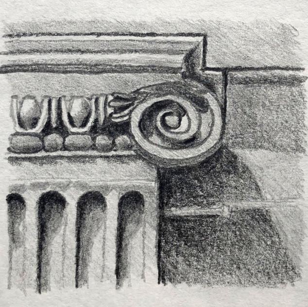 Piercefield House Detail