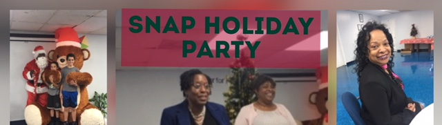 SNAP Holiday Party