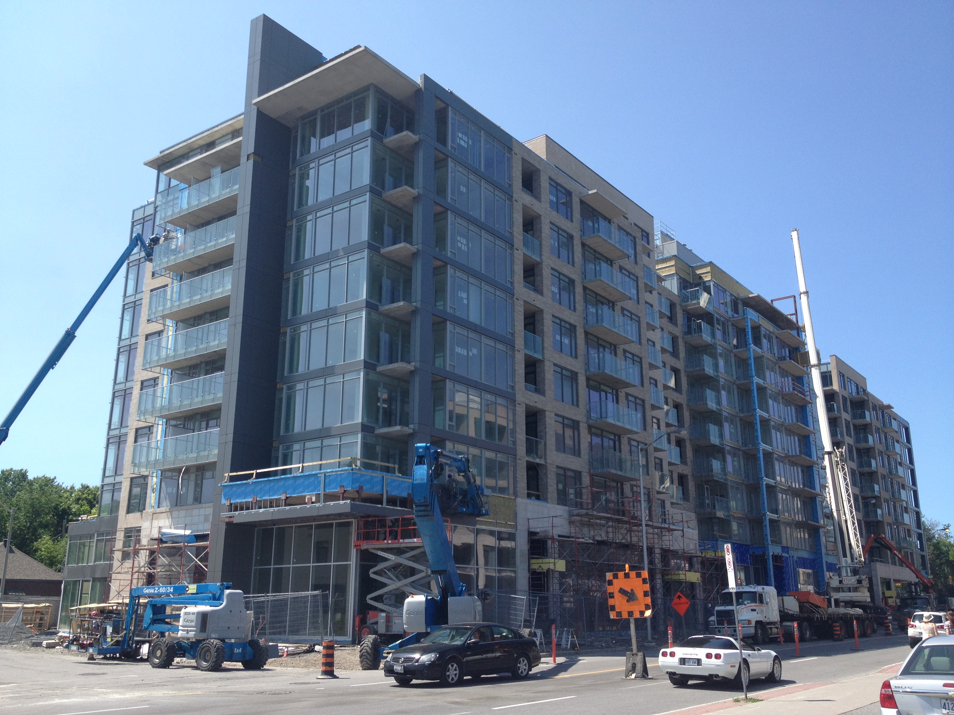 QWest Condominiums