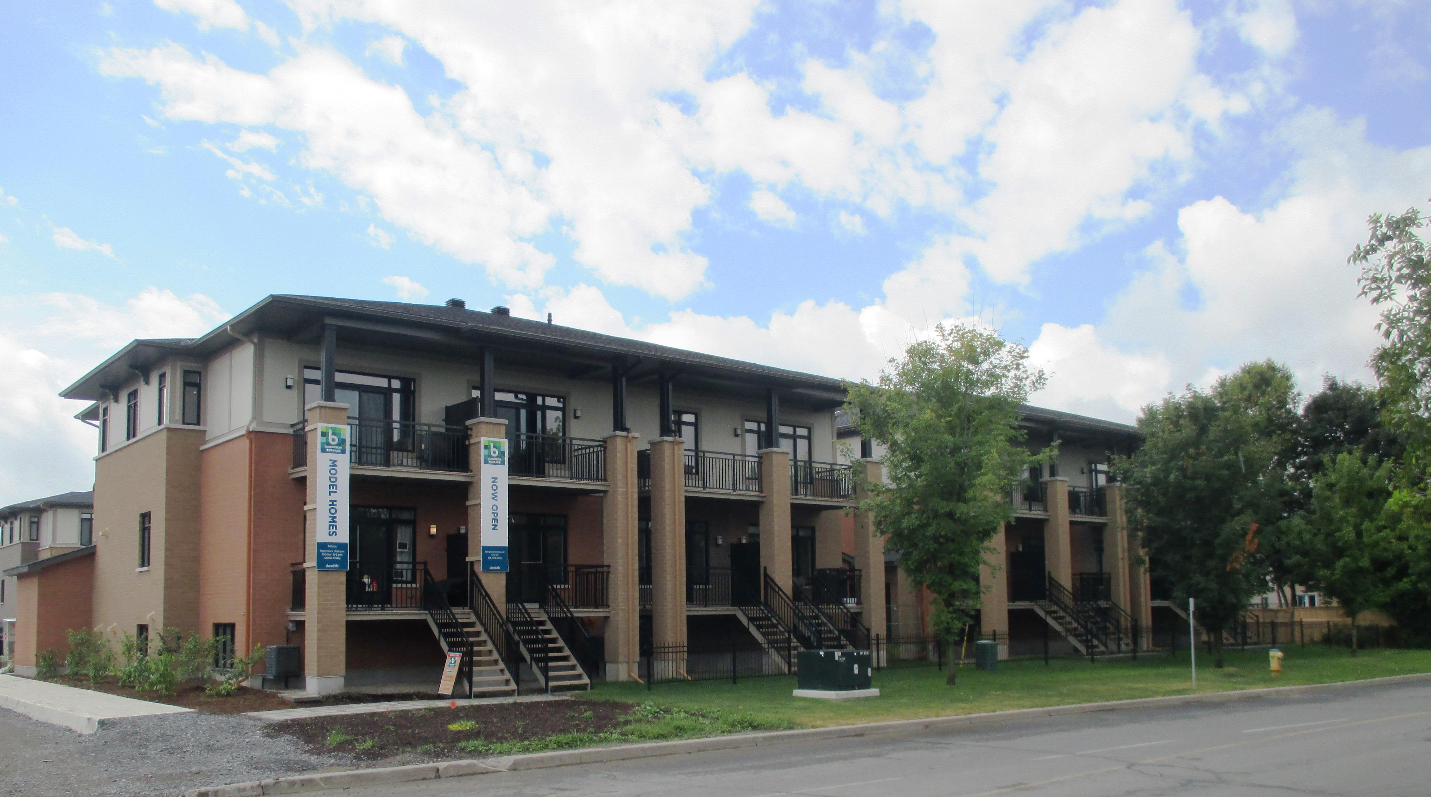 Bergeron Terrace Condos