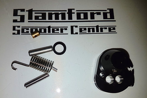 BGM Lambretta Quick Action Throttle Wheel