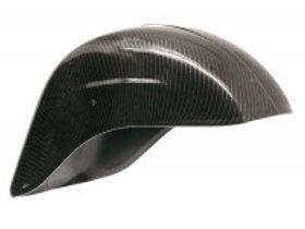 Vespa Smallframe Metal Front Mudguard Carbon look 50 90 100 100 125 prim ET3