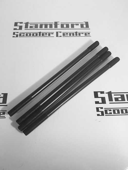 Vespa Smallframe BGM Cylinder Stud Set M7 x 140mm