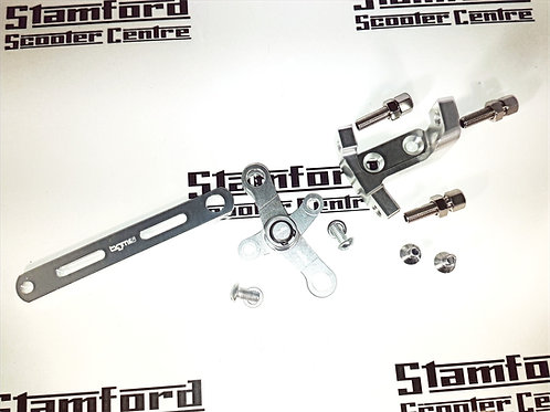 BGM Lambretta Engine Linkage Set Anodised