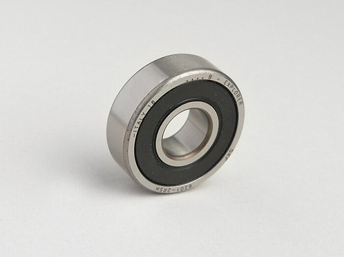Ball bearing -6201 2RS (both sides sealed)- (12x32x10mm) - (used for front wheel