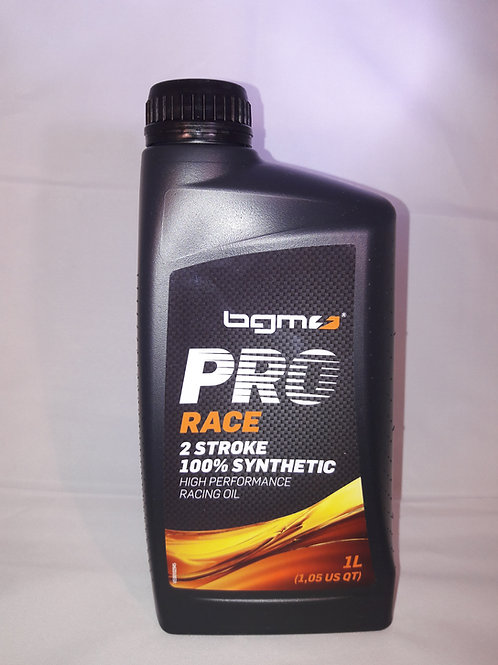 bgm PRO RACE 2-stroke fully synthetic