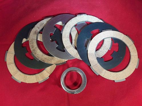 MALOSSI MHR clutch(4 corks/3 steels)smallframe