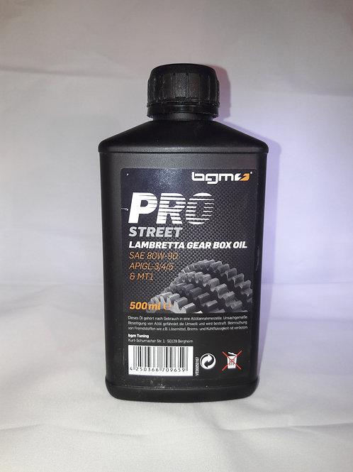Gearbox oil -BGM PRO STREET- Lambretta SAE80, GL3 - 500ml