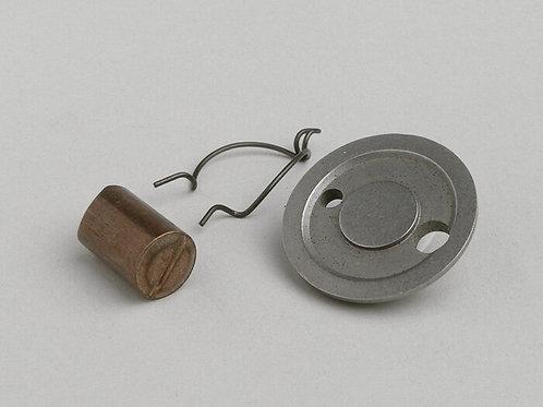 Vespa Clutch Pressure Plate & Plunger Set V50 V90 SS50 SS90 PV125