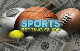 Sports betting tips and guides , you must see before sports betting