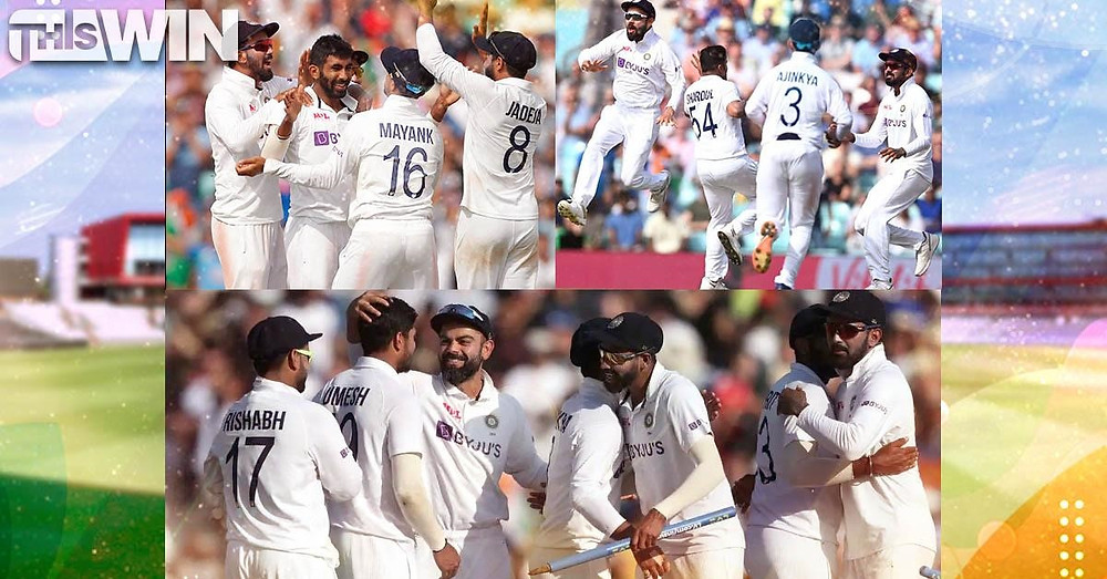 Virat Kohli lauds the character of Indian players after scripting history at The Oval.