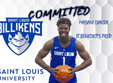 Madani Diarra Commits to SLU