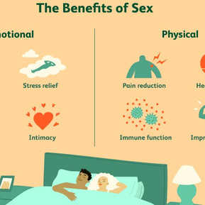 The Health Benefits of Sex