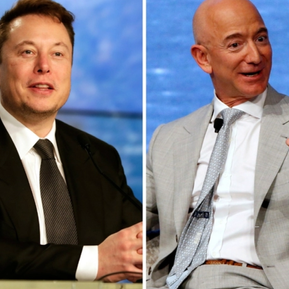 How Jeff Bezos, Elon Musk, Another Billionaires Averted Salaried Income Tax