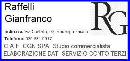 logo gianfranco raffelli
