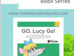 Bookmark - Go Lucy Go!