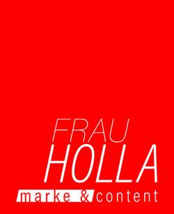 FRAU HOLLA Marke&Content