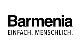 00_Barmenia_logo_claim_weiss_Punze_blau.
