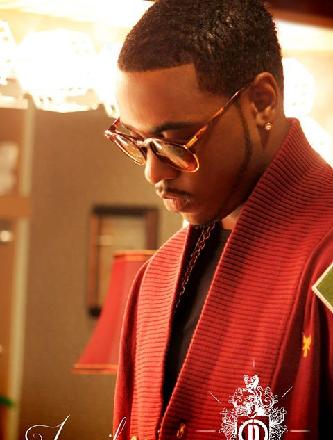 Celebrity photography- Jeremih in his dr