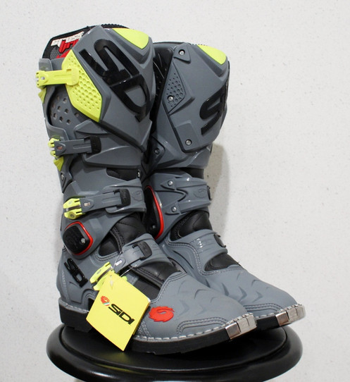 Sidi Crossfire Boots For Sale l Bootlegger Moto Supply